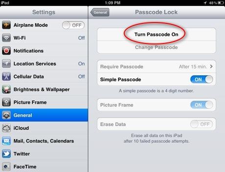 iPad-Passcode-Lock-Screen