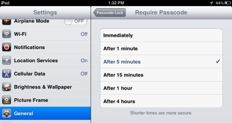 iPad-Require-Passcode