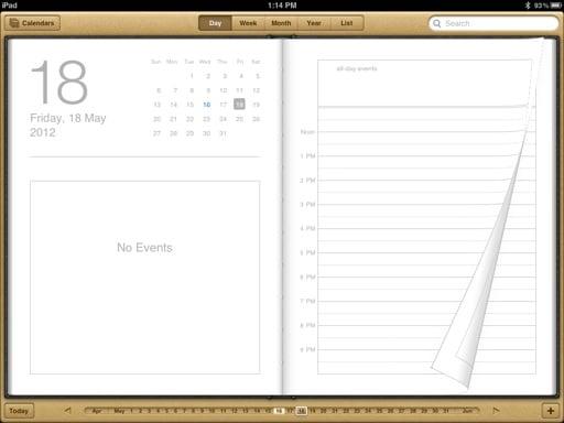 iPad-Calendar-Day-View-turn-page