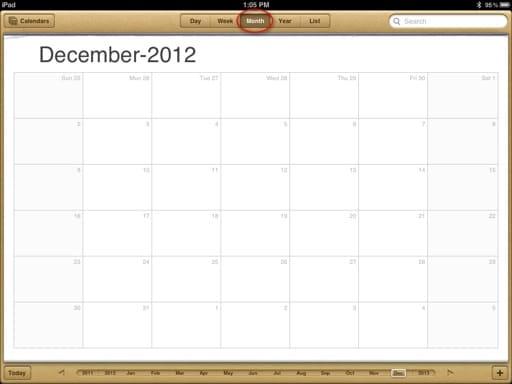 iPad-Calendar-Monthly-View