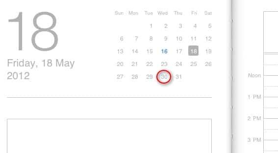 iPad-Calendar-Small-calendar-Daily-View