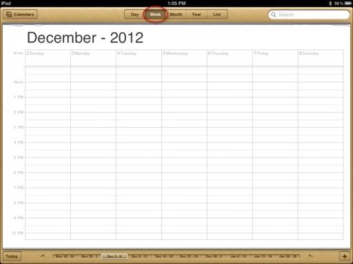 iPad-Calendar-Week-View