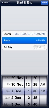 iPad-Calendar-start-12-15-ends-13-30-dialog-box