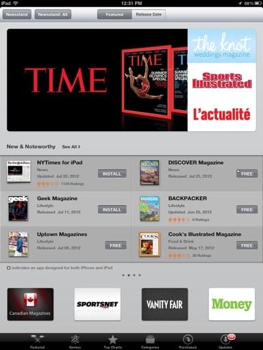 iPad-Newsstand-app-download-screen
