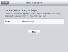 iPad-apple-id-creation-enter-country