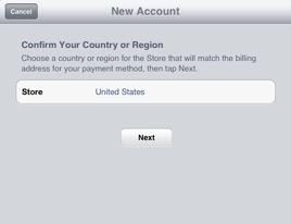 iPad-apple-id-creation-enter-country