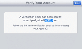 iPad-apple-id-creation-verify-your-account