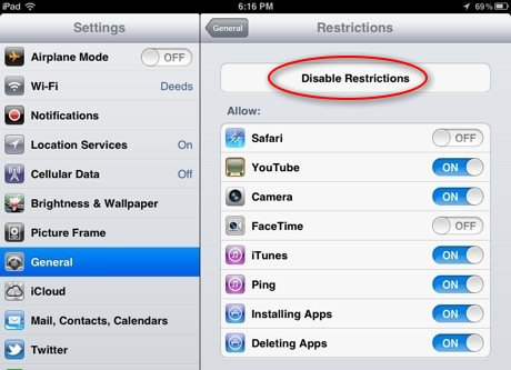 iPad-restrictions-disable-restrictions