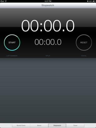 10 Minute Timer (count-up stopwatch) - YouTube