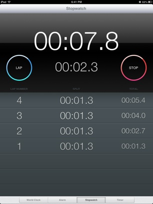 stopwatch-in-action