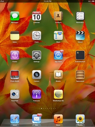 changing ipad wallpaper smart ipad guide