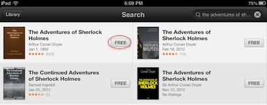 ibooks-the-adventures-of-sherlock-holmes-selected