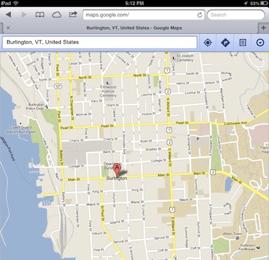 google-maps-address-search