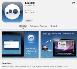 logmein-app-store