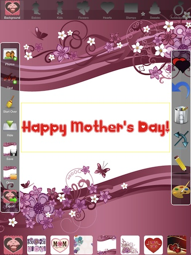 mothers-day-card-creator-lite-snapshot