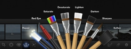 iphoto-repair-redeye-saturate-desaturate-lighten-darken-sharpen-soften-effects