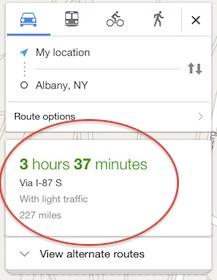 google-maps-route-time-estimate