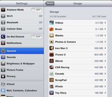how to delete music from iphone 4s through itunes