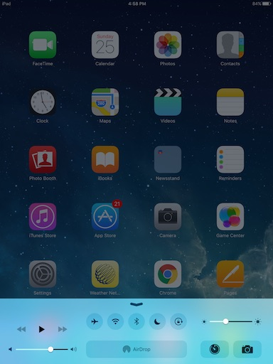 ipad-air-ios9-home-control-center