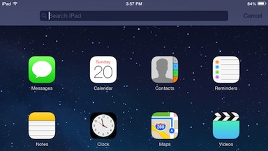 ipad-spotlight-search-bar-ios7