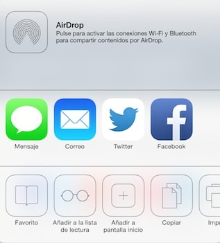 ipad-compartir-con-airdrop