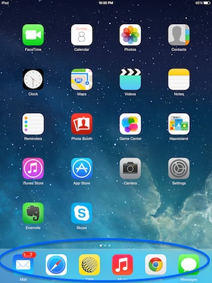 ipad-air-more-icons-on-dock