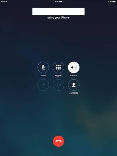 ipad-making-call