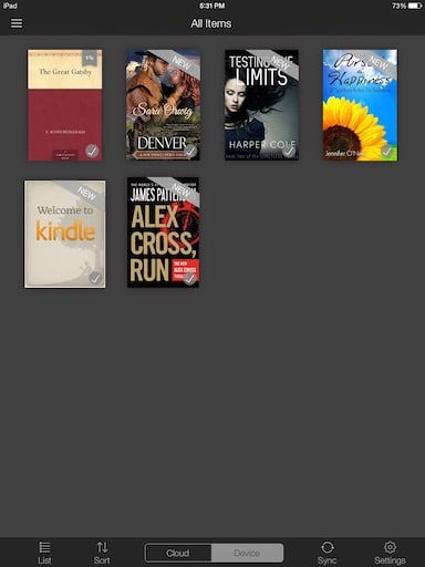 kindle-app-all-items-device