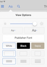 kindle-app-view-options