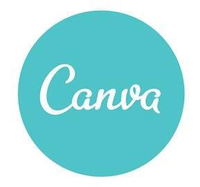 Canva design logo